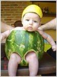 Как одевать малыша в жару