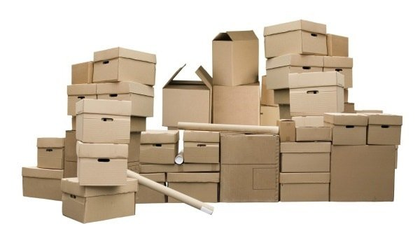Коробки для переезда и гофроящики сберегут ваши вещи от повреждения