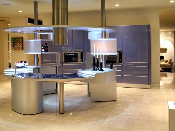 Идеи интерьера кухни, интерьер кухни