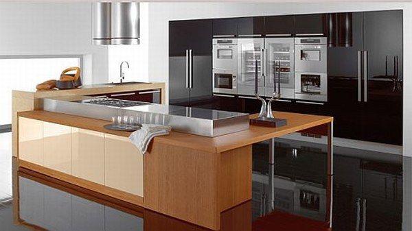 Идеи интерьера кухни