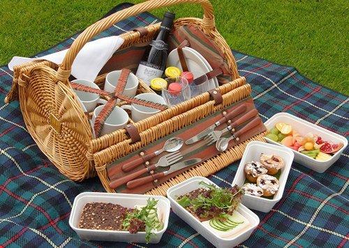 Как правильно организовать пикник с друзьями