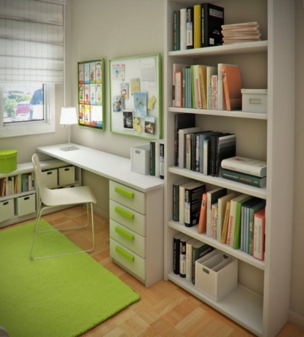 Небольшое пространство квартиры