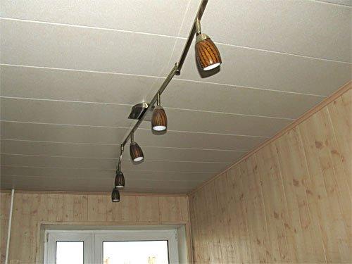 Интерьер потолка кухни, интерьер кухни
