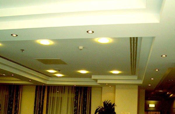 Фото дизайн подвесных потолков