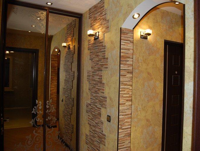 Декоративная отделка дверного проема в РостовенаДону