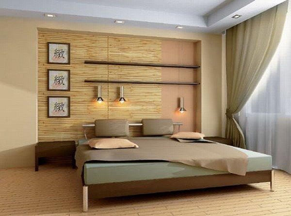 Виды напольных покрытий для спальни