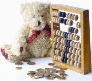 Деньги на карманные расходы ребенку