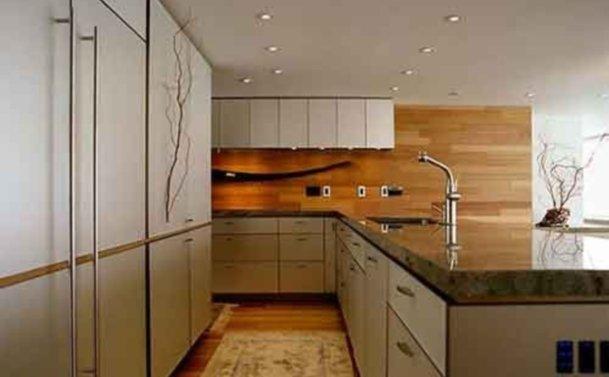 Интерьер для стен кухни
