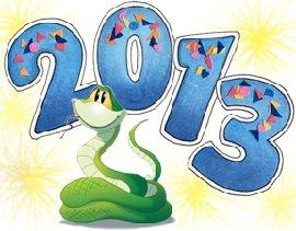 Как правильно встретить новый 2013 год