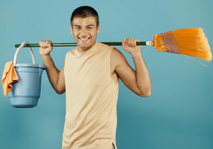 Как приучить мужа помогать по дому