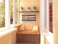 Как сделать теплую комнату из лоджии или балкона