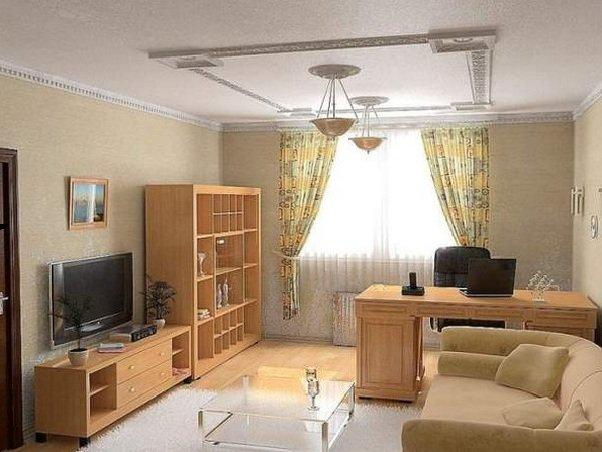 Как визуально увеличить размер комнаты