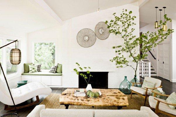 Отдельные предметы мебели и декора