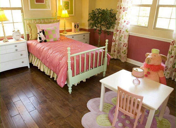 Обстановка в детской комнате фото