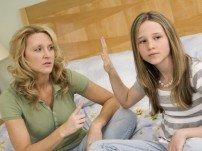 Отношения с мамой в подростковом возрасте