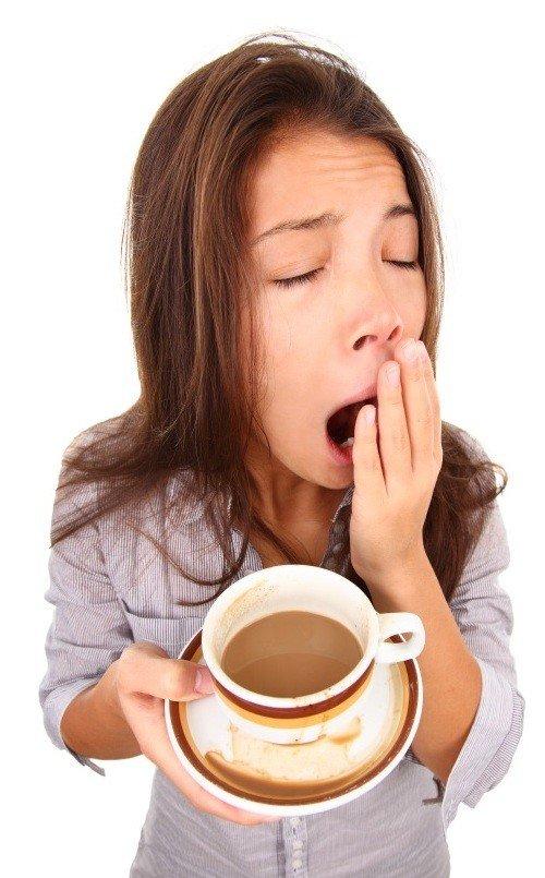 Почему человек зевает и потягивается