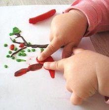Польза для ребенка от занятий лепкой