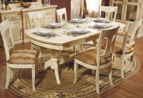 Рекомендации по выбору стола и стульев