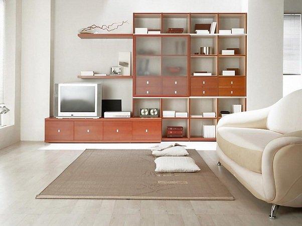 В чем секрет популярности корпусной мебели?