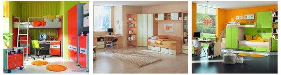 Как правильно выбрать мебель для детской комнаты фото