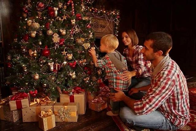 Как встретить Новый Год с ребенком без проблем
