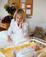 Если малыш раздражает молодую маму