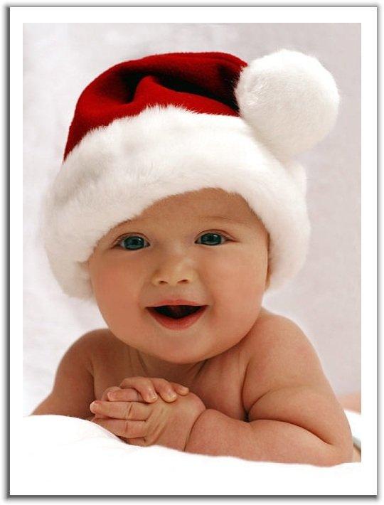 Готовимся к Новому году вместе с малышом !