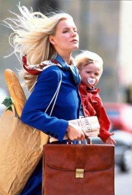 Материнство и работа. Как правильно планировать свой день маме с ребенком?