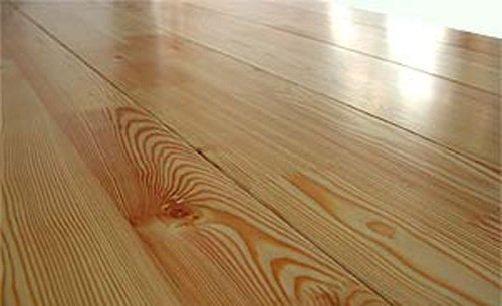 Как быстро устранить скрип деревянного пола