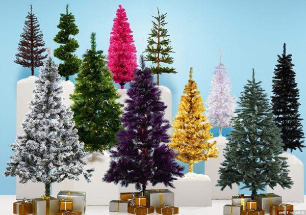 Как правильно выбрать и украсить елку