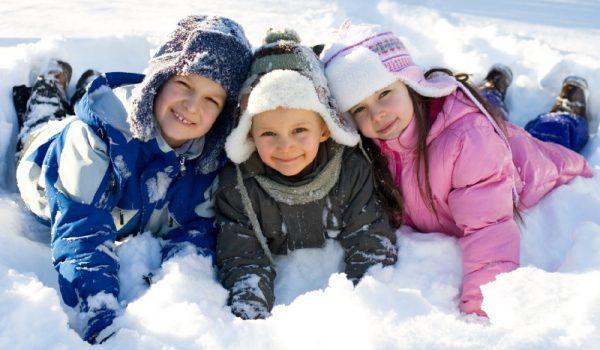 Переохлаждение и обморожение ребенка зимой
