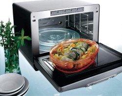 Секреты приготовления пищи в микроволновке