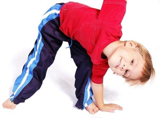Развитие ребенка от 5-ти до 6-ти лет