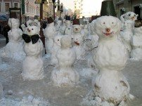 Зимние прогулки детей и забавы зимой