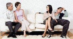 Как правильно познакомить парня с родителями