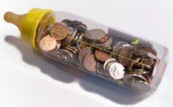 Как приучать ребенка обращаться с деньгами