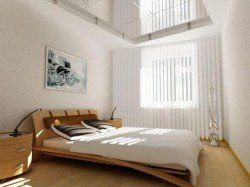 Как сделать удобной маленькую спальню