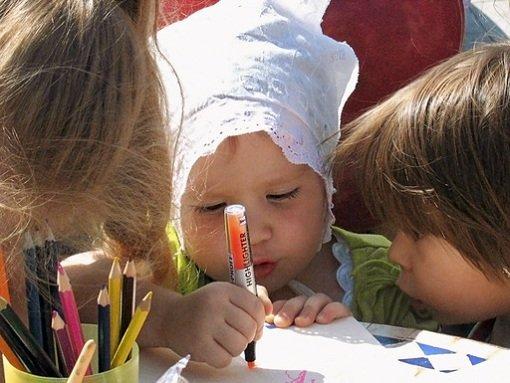 Что убивает креативность в детях?