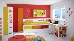 Сочетание цвета интерьера квартиры