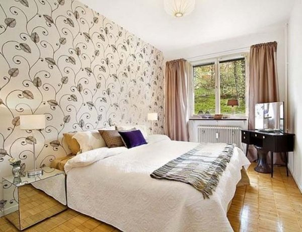 Современный стиль интерьера спальни фото видео