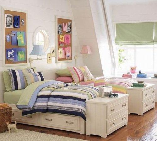 Все для дома - Детская комната для двоих детей