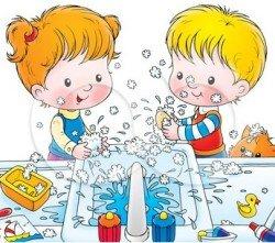Как обучить ребенка гигиеническим навыкам?