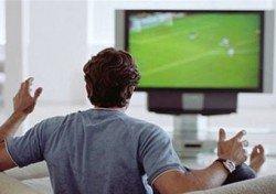 Как отучить мужа смотреть телевизор