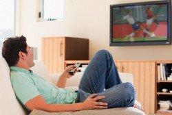 Как отвлечь мужа от телевизора?