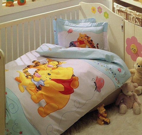 Как правильно выбрать хорошее постельное белье ребенку