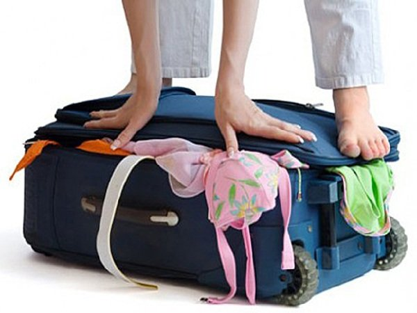Какие вещи взять на отдых в августе?