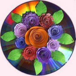 Как сделать цветы из подручных материалов