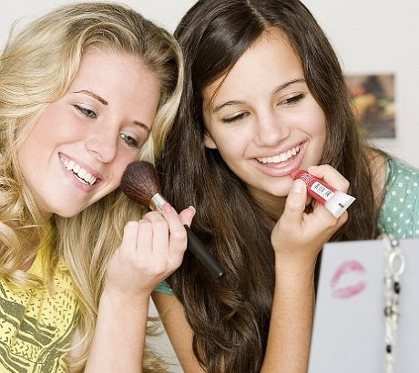 Как стать привлекательной девочке подростку