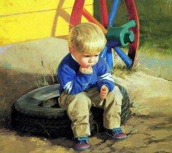 Когда нужно знакомить ребенка с искусством