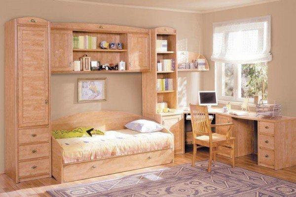 Модульная мебель для детской комнаты